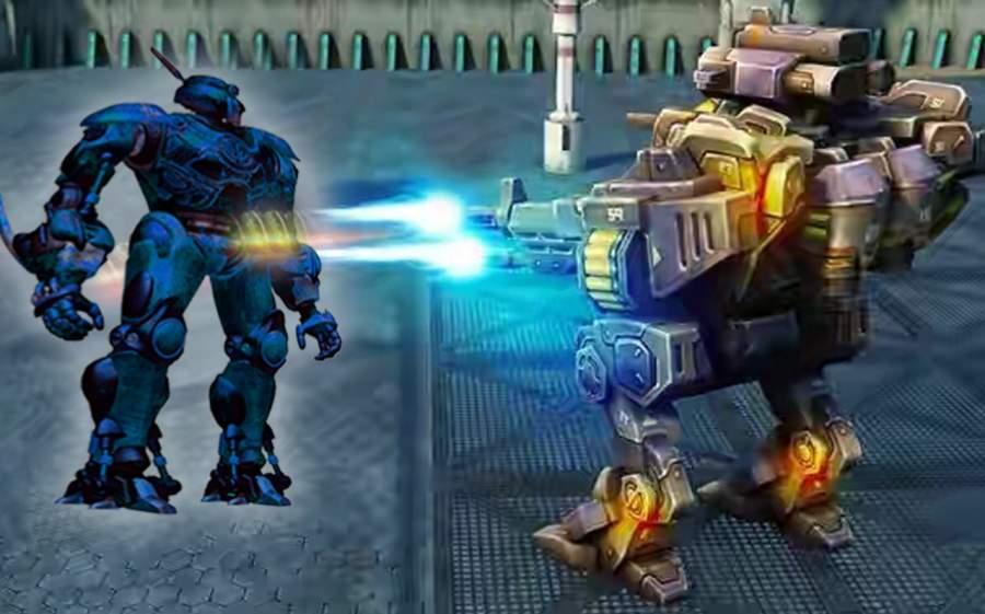 现代机器人战争截图5