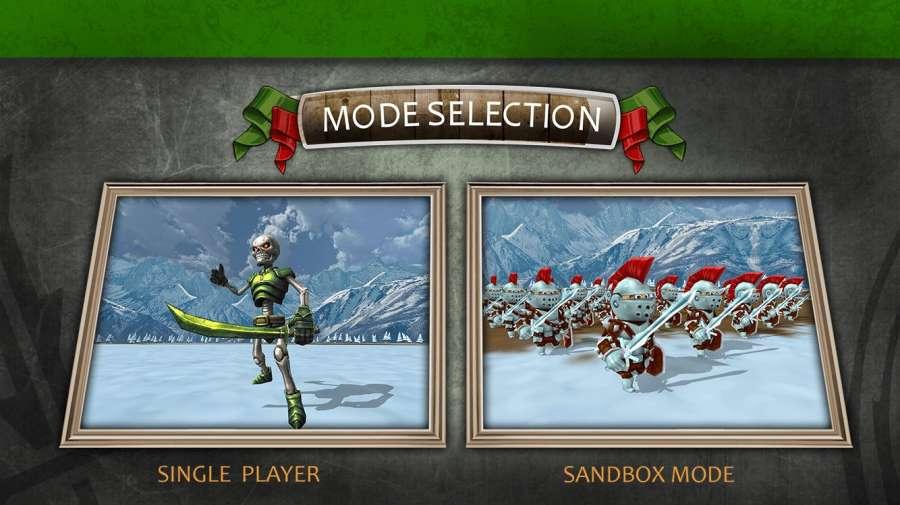 真正的战斗模拟器游戏:史诗战争策略截图1