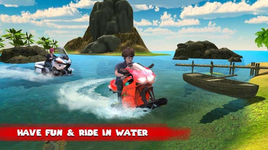 水冲浪飞机Jetski摩托车截图3