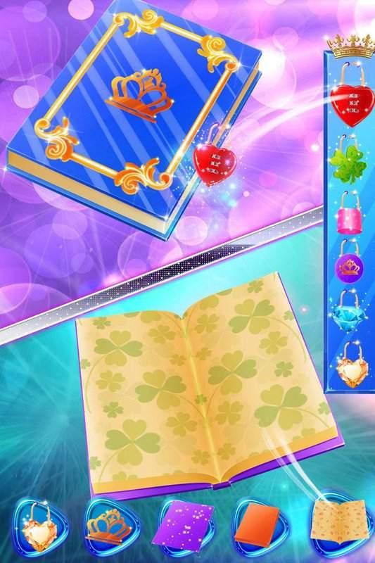 Princess Crash Course Diary截图5