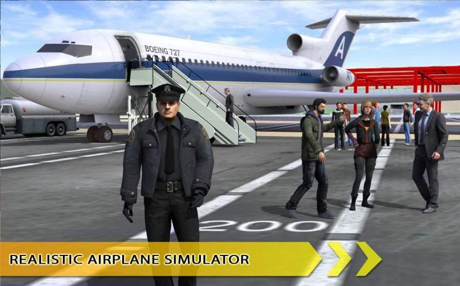 城市机场超级航班3D截图2