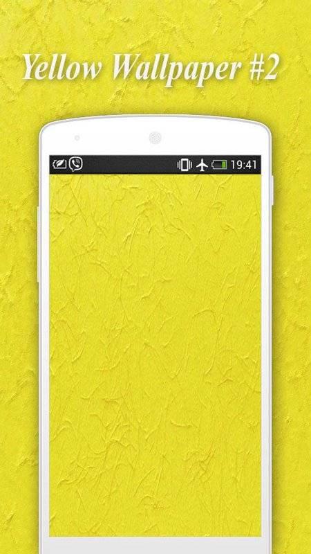 Yellow Wallpapers截图3