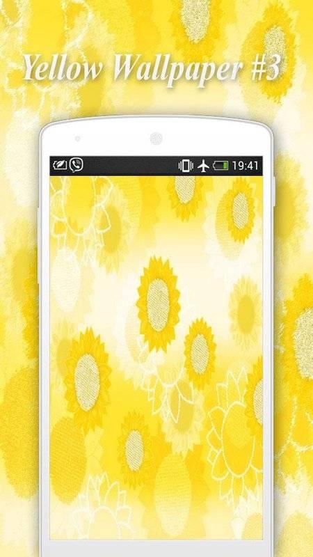 Yellow Wallpapers截图6
