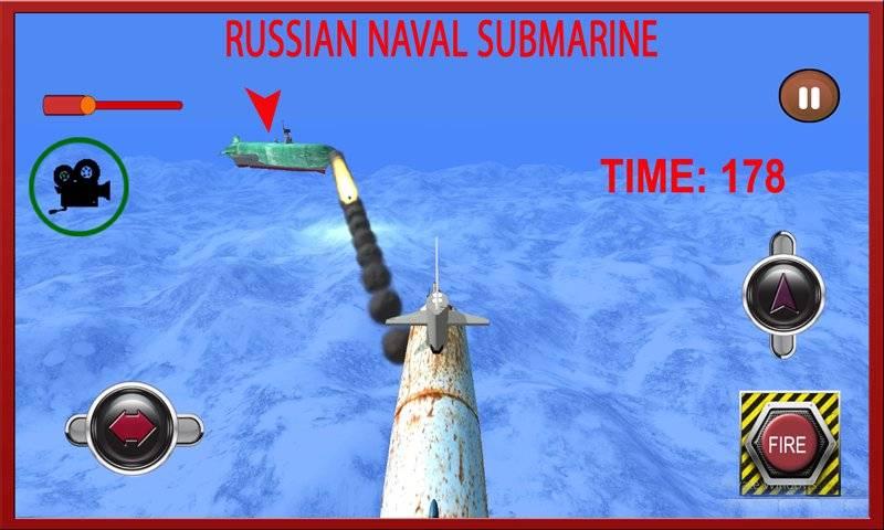 俄罗斯海军潜艇战争3D