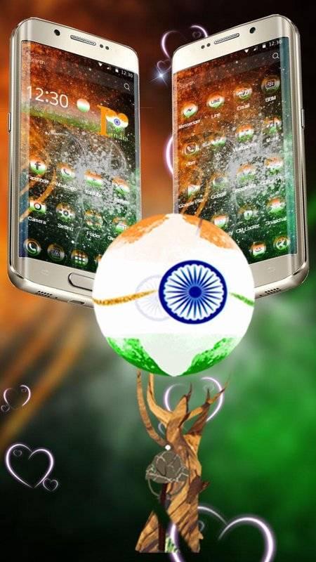 3D我愛我的印度主題
