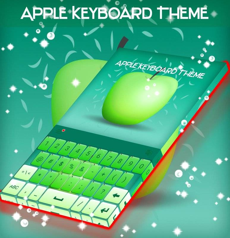 苹果键盘主题