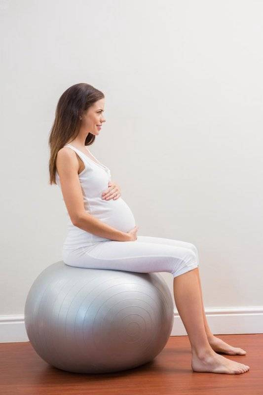 每周怀孕提示