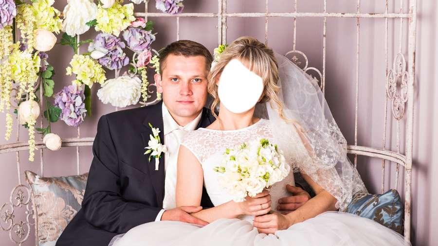 婚礼情侣照片编辑截图0