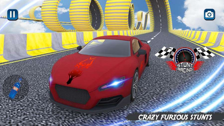 真正的司机 - 不可能的驾驶挑战游戏截图2