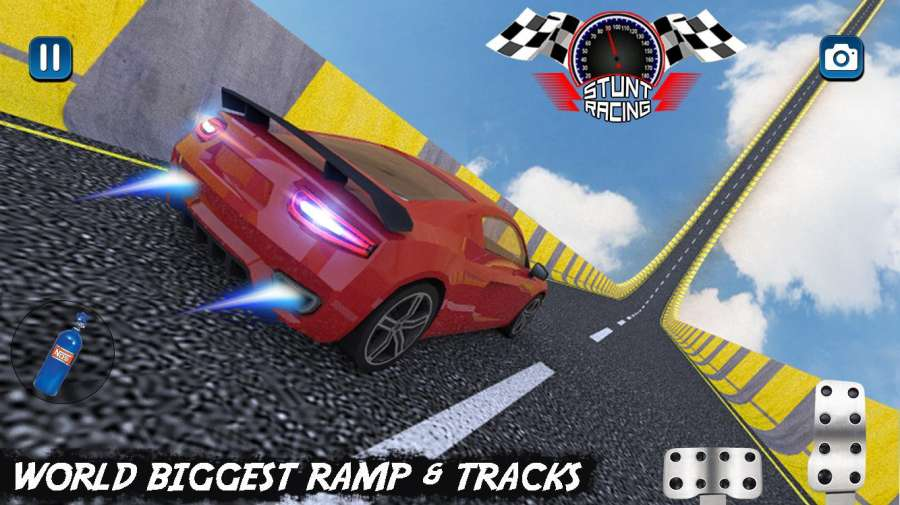 真正的司机 - 不可能的驾驶挑战游戏截图3