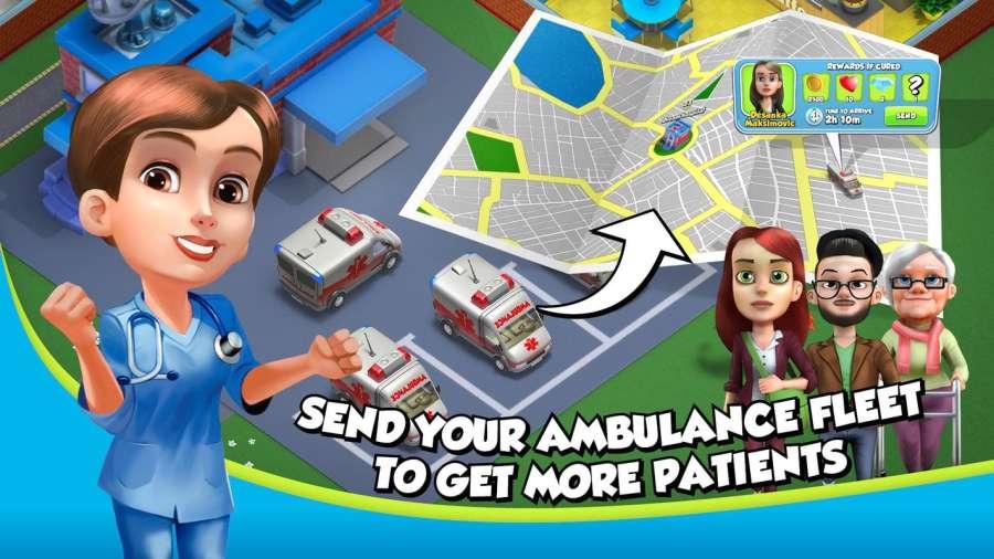 医院经理模拟器截图1