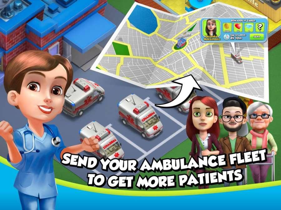 医院经理模拟器截图9