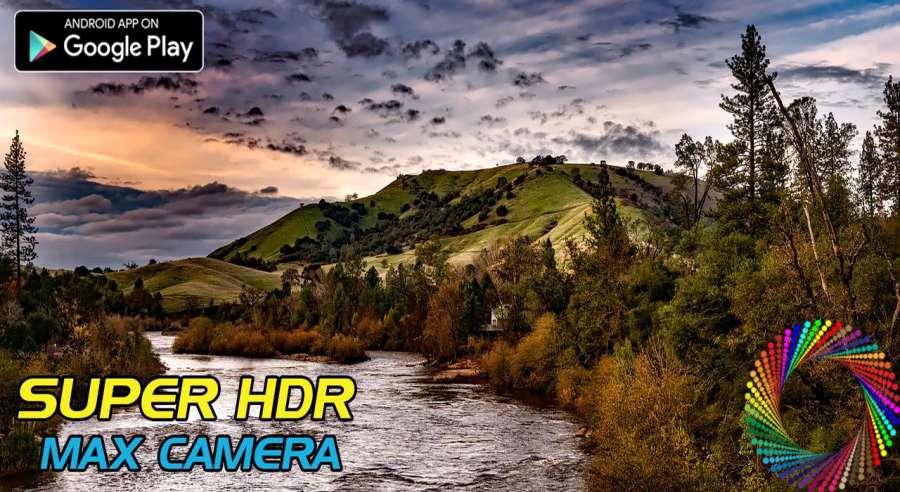 Super HDR Max Camera