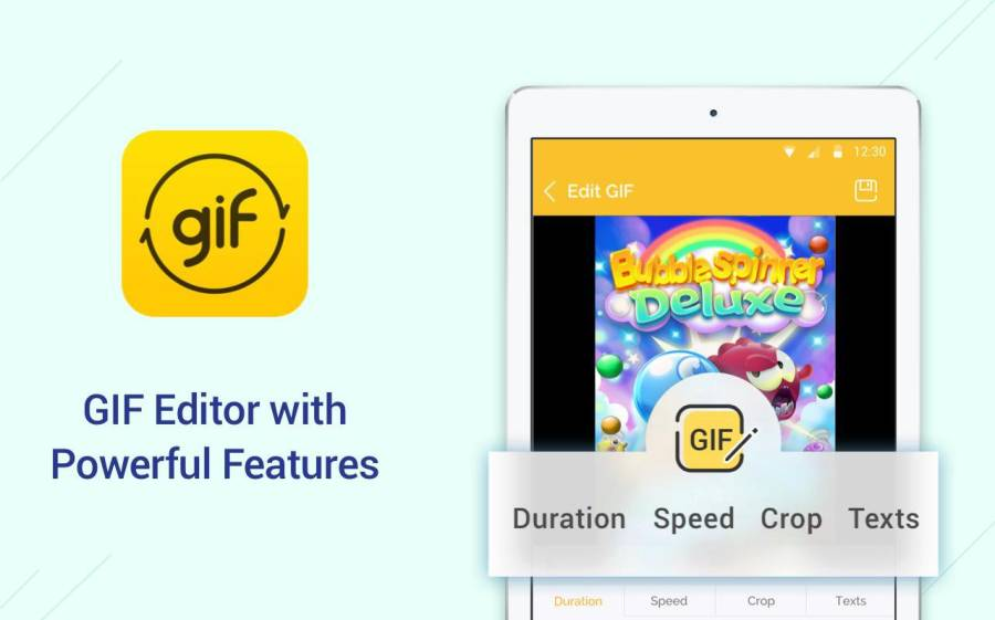 DU GIF Maker – GIF制作、视频转GIF、图片转GIF、GIF编辑工具截图10