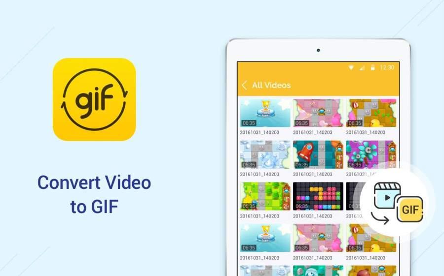 DU GIF Maker – GIF制作、视频转GIF、图片转GIF、GIF编辑工具截图4
