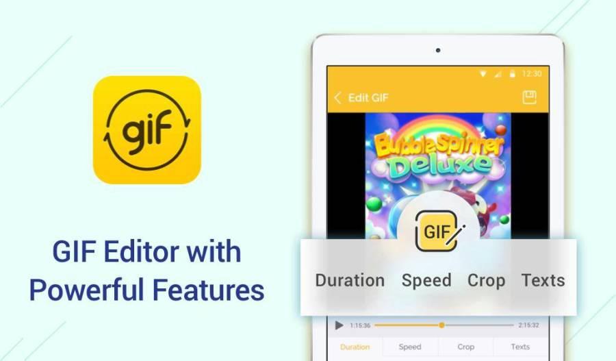 DU GIF Maker – GIF制作、视频转GIF、图片转GIF、GIF编辑工具截图5