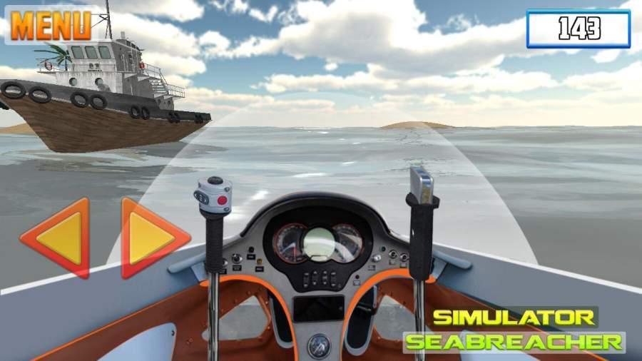 模拟器海豚快艇摁截图1