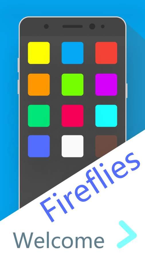 Fireflies 图标包