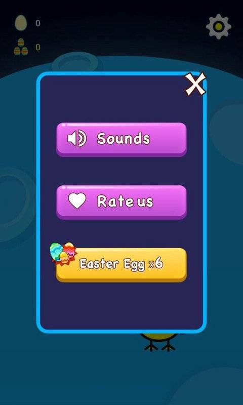 快乐小鸡爱生蛋截图0