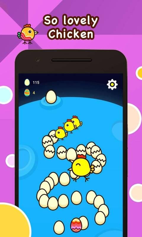 快乐小鸡爱生蛋截图2