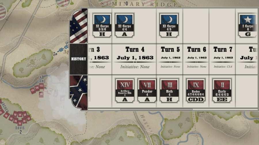 葛底斯堡战役:转折点