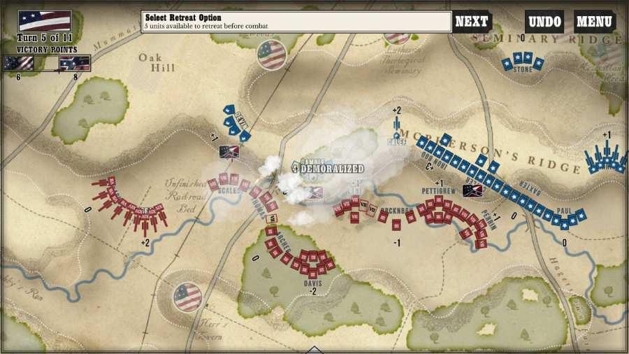 葛底斯堡战役:转折点 截图3