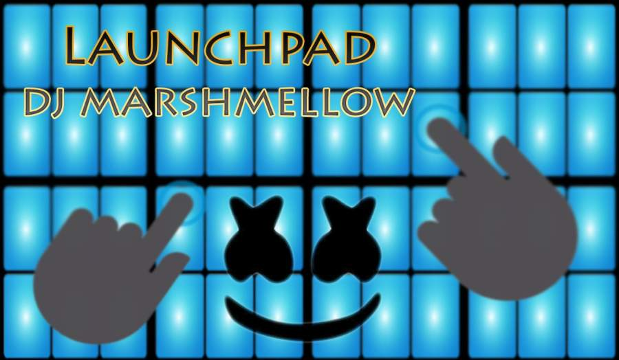 Marshmello Dj LaunchPad