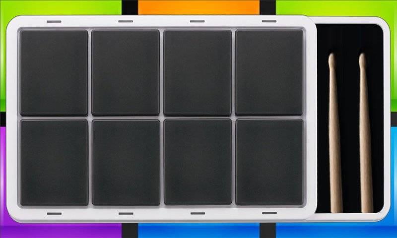 Electro Drums Pad Dj Mix