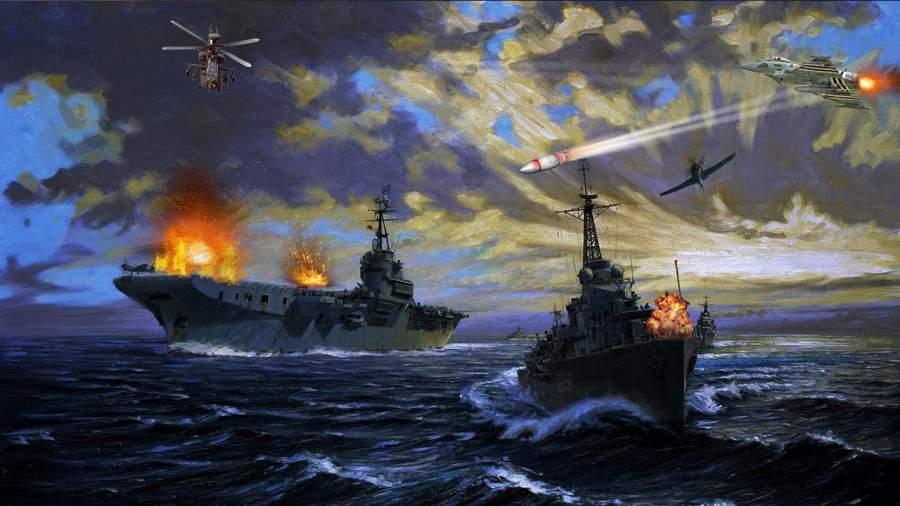 海军舰艇攻击者截图1