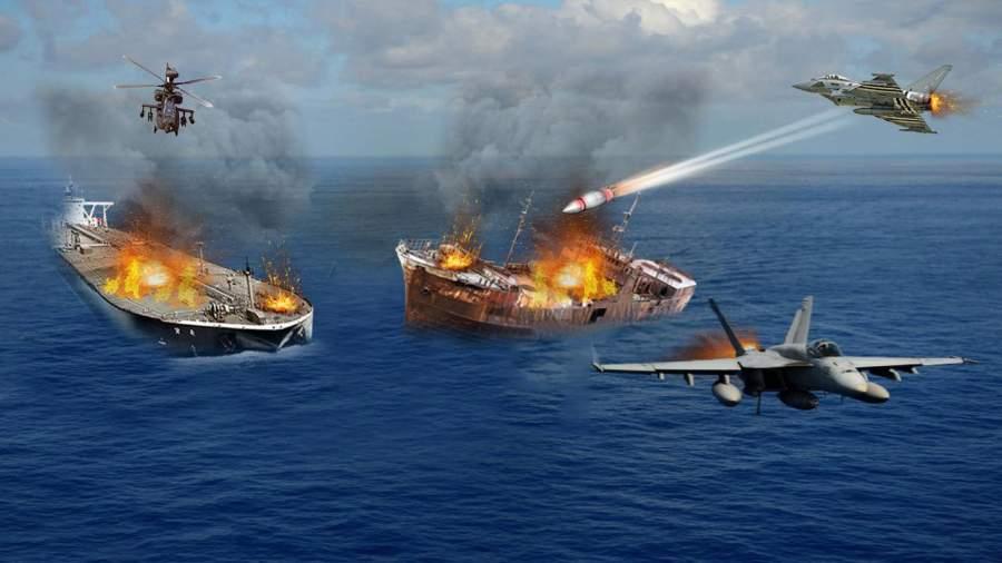 海军舰艇攻击者截图2