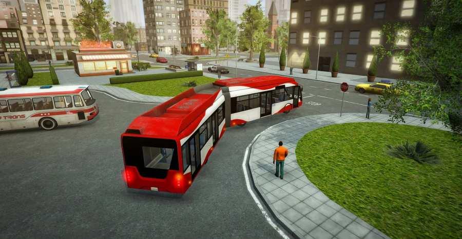 巴士模拟2017截图1