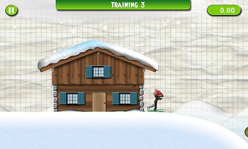 火柴人滑雪截图0