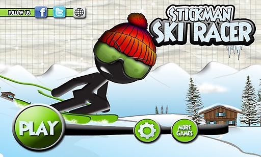 火柴人滑雪截图2
