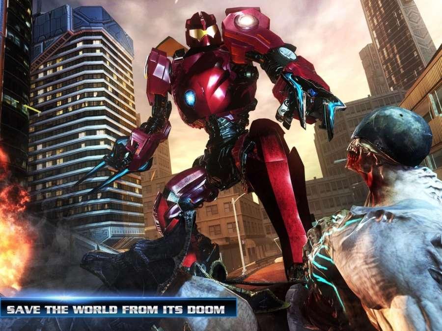 现代机器人生存战争截图10