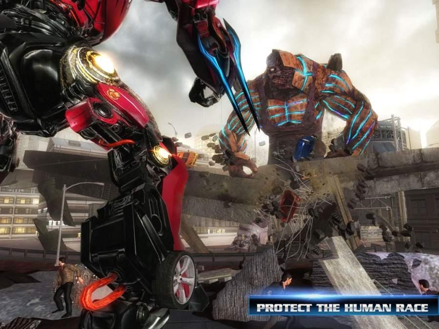 现代机器人生存战争截图6