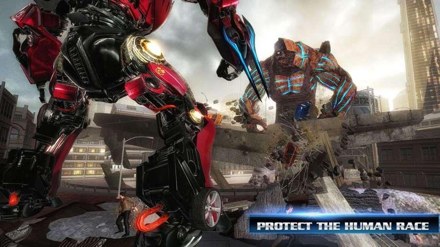 现代机器人生存战争截图8