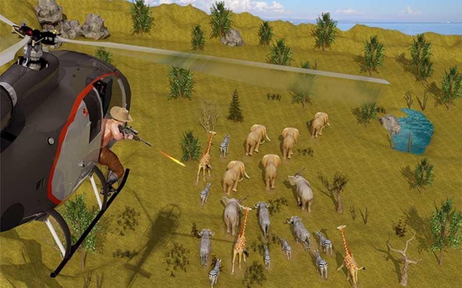 狙击猎人生存狩猎截图1