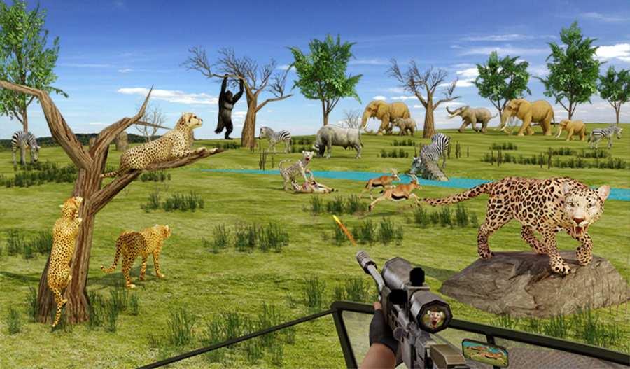 狙击猎人生存狩猎截图3