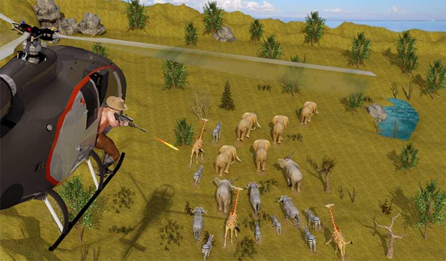 狙击猎人生存狩猎截图4