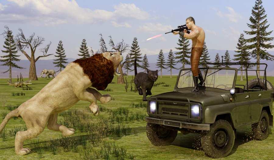 狙击猎人生存狩猎截图5