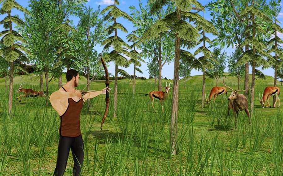 狙击猎人生存狩猎截图9