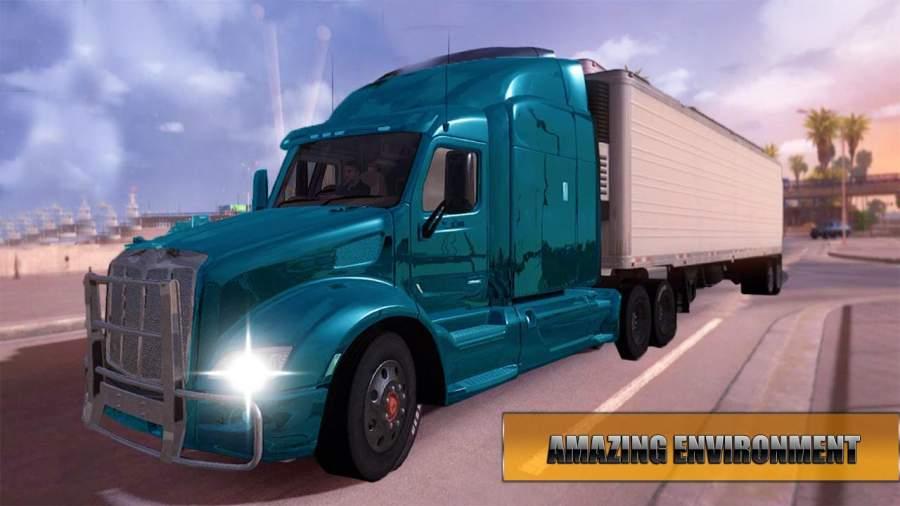 马克兰沿海高速公路货车:越野车截图3
