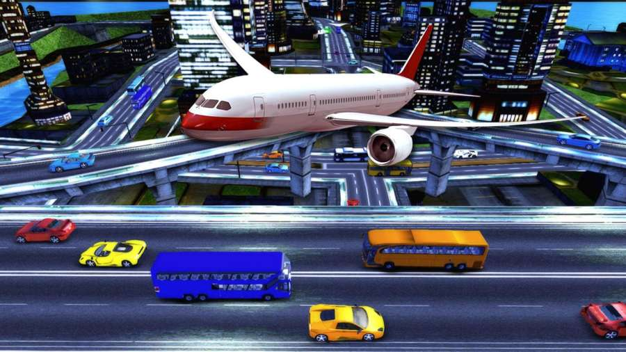 市试点飞机飞行模拟游戏2017