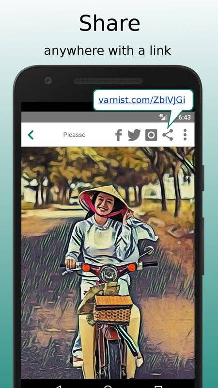 Varnist - Photo art effects截图8