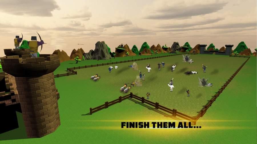 罗马史诗战斗模拟器截图0