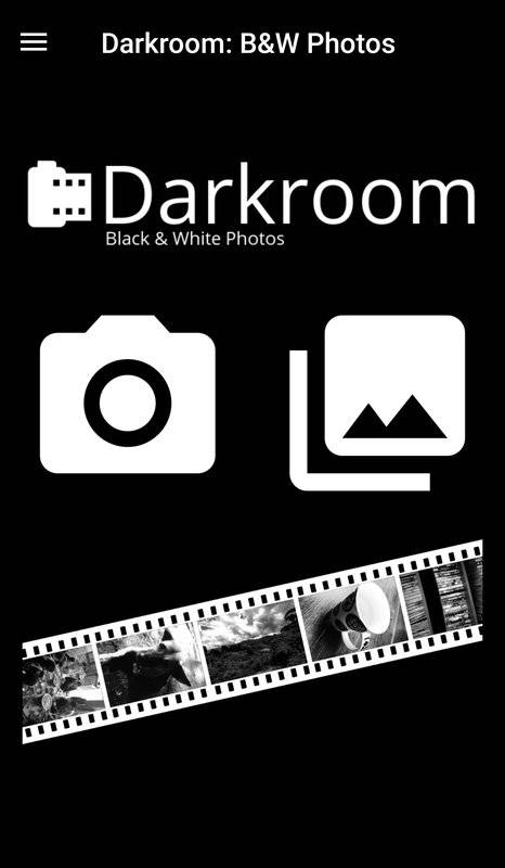 Darkroom: B&W Photo Editor截图1