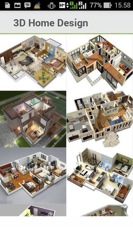 3D家设计截图3