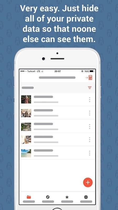 秘密檔案 - 隱藏您的相片和視訊截图3