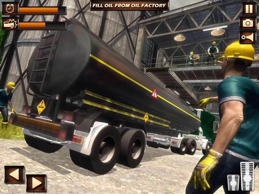 真正的城市卡車模擬器截图3