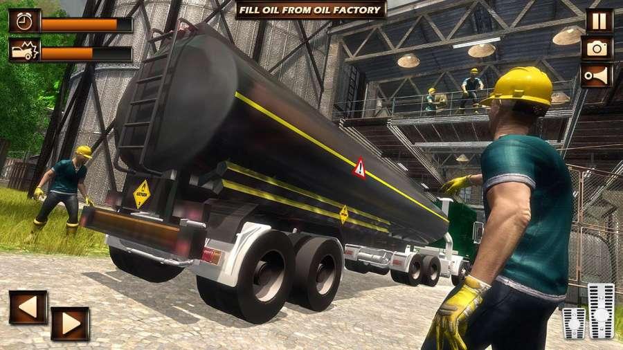 真正的城市卡車模擬器截图9